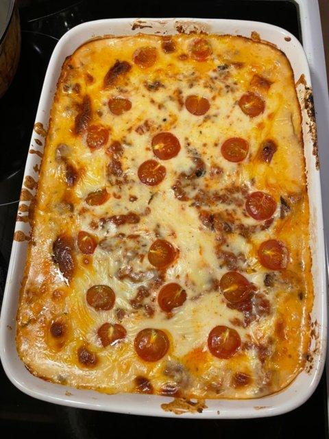 Reseptikuva: Lasagne 1