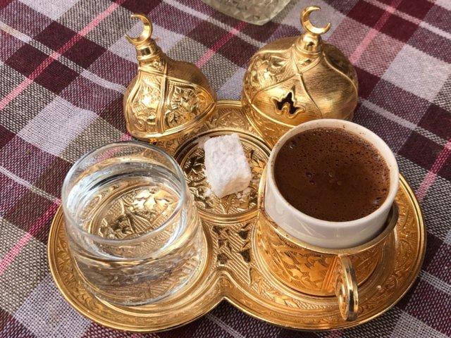 Reseptikuva: Turkkilainen Kahvi 1