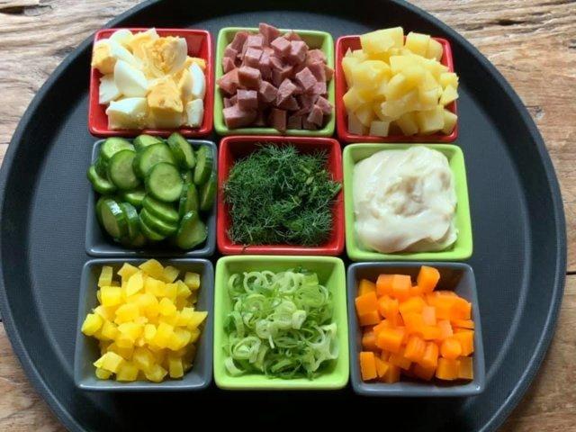 Reseptikuva: My Japanilainen Perunasalaatti 1
