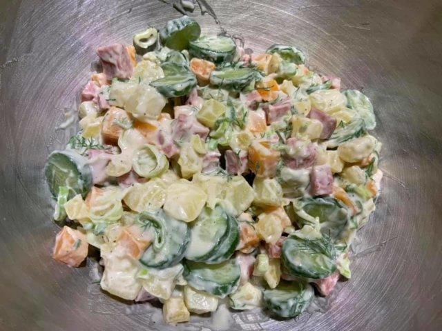 Reseptikuva: My Japanilainen Perunasalaatti 2