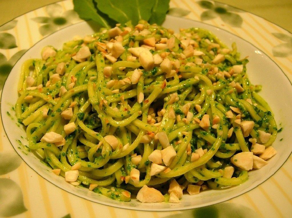 Pesto Resepti