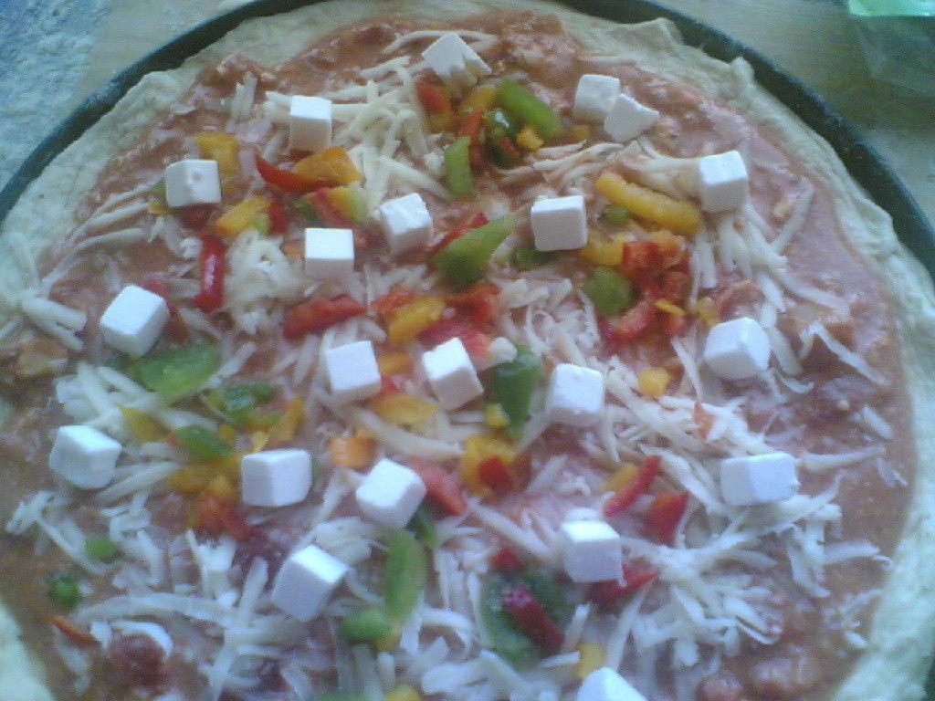 Pakaste Pizza