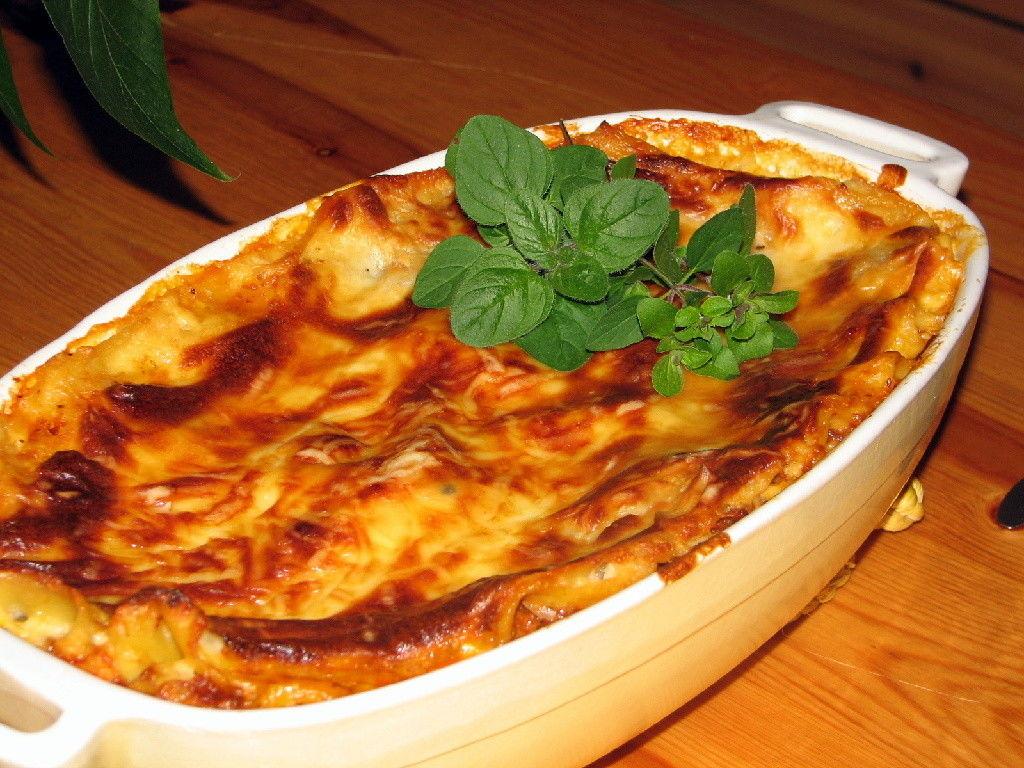 Lasagne Resepti