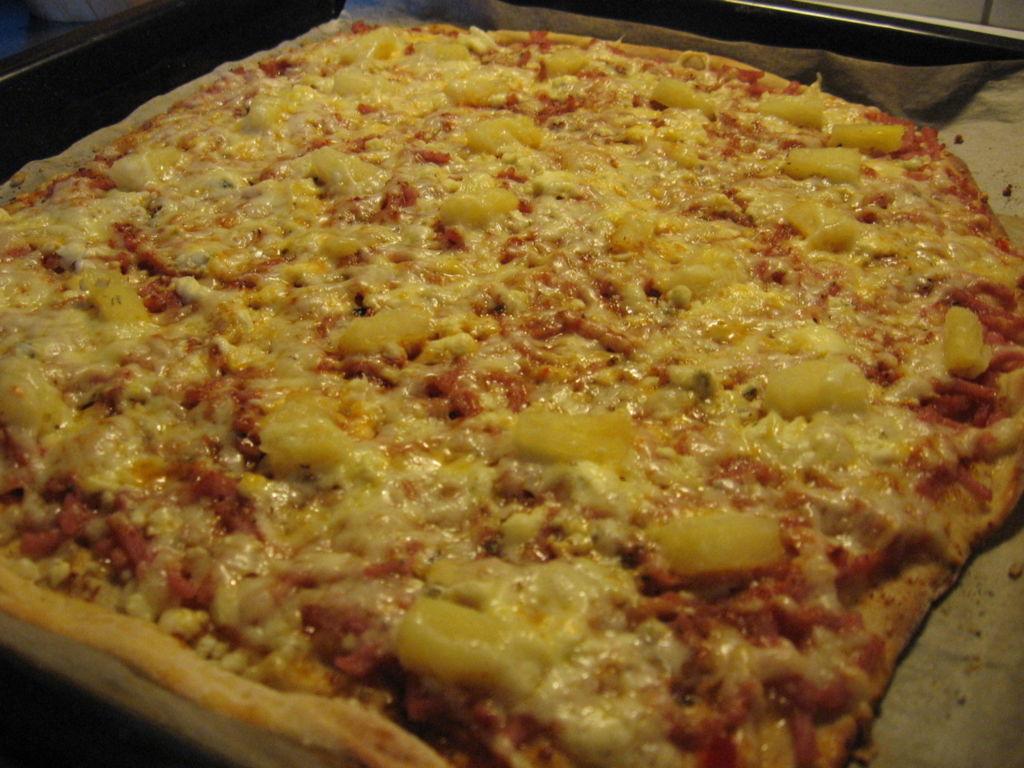 Pizza Pohja Resepti