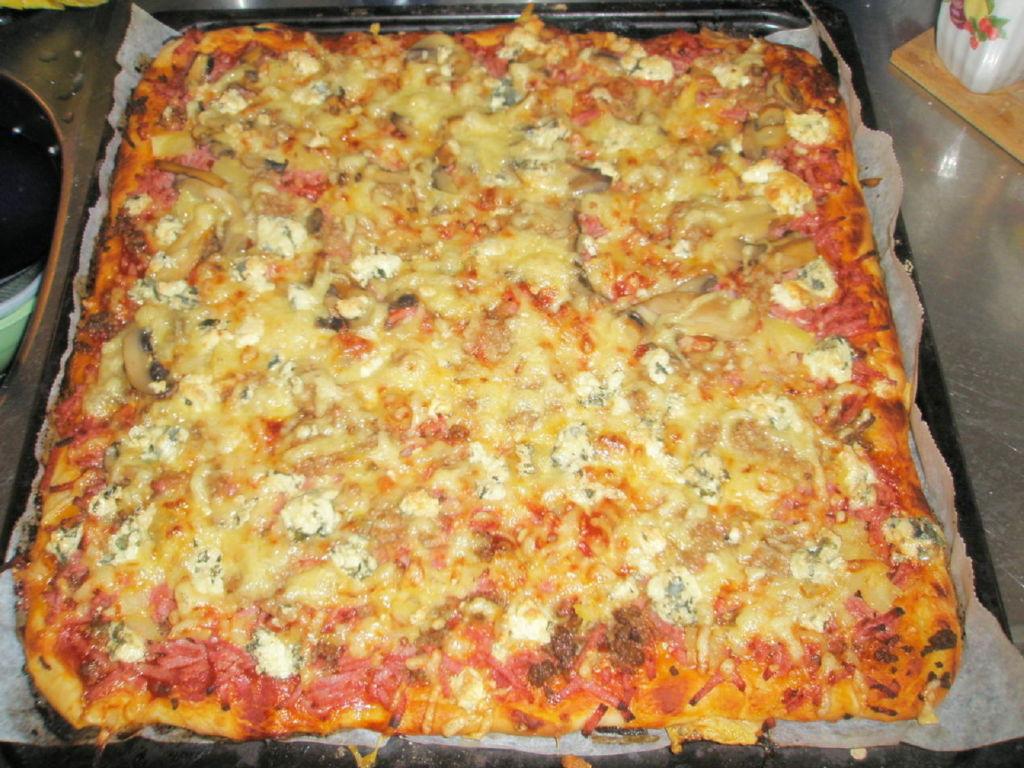 Pizza Taikina Ohje