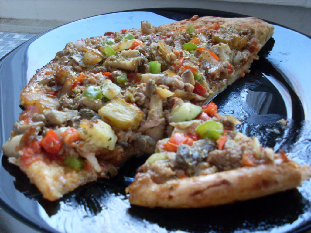Tonnikala Pizza