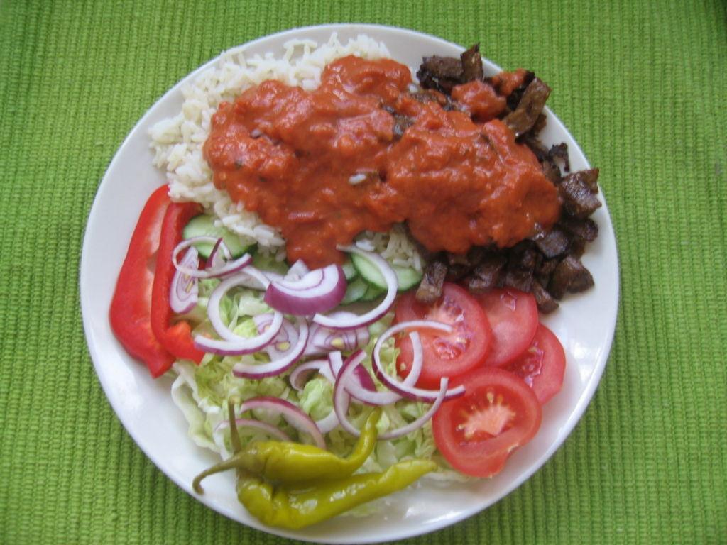 Kebabkastike