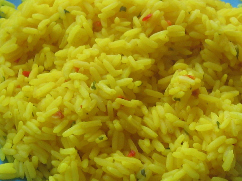 Keltainen Riisi