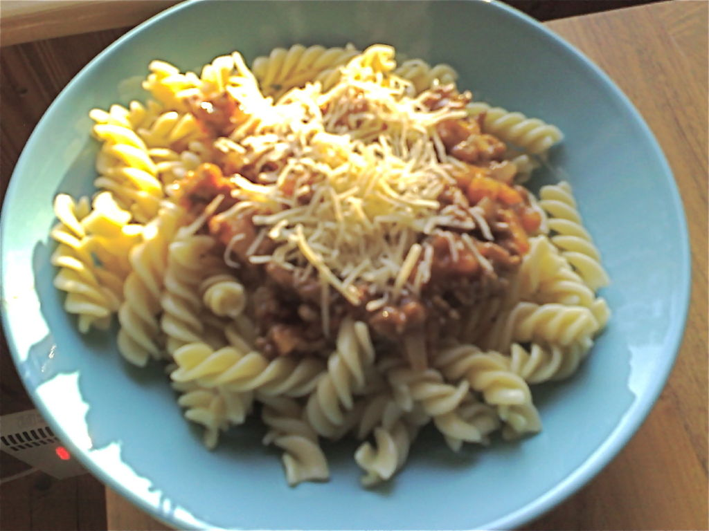 Pasta Bolognese Resepti