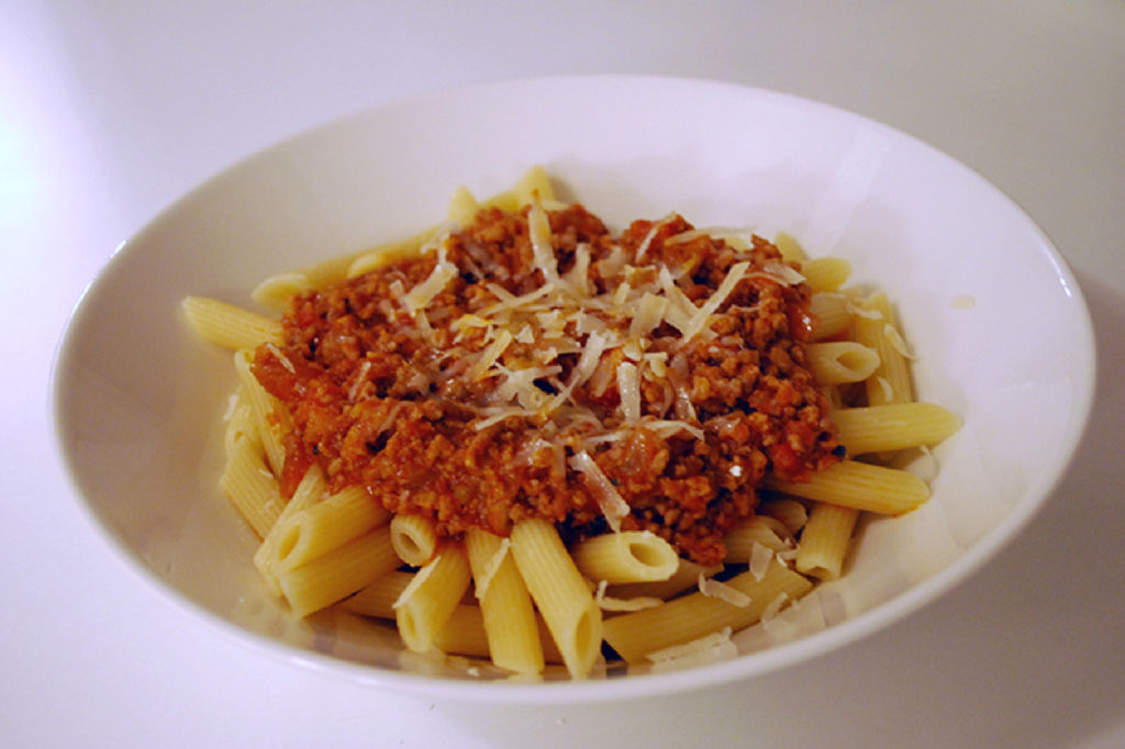 Bolognese Resepti