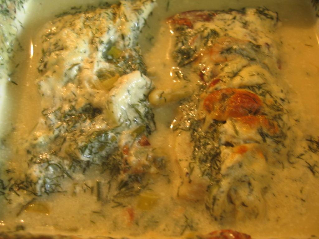 Uunikala Pakastekalasta