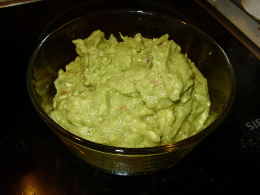 Guacamole Resepti