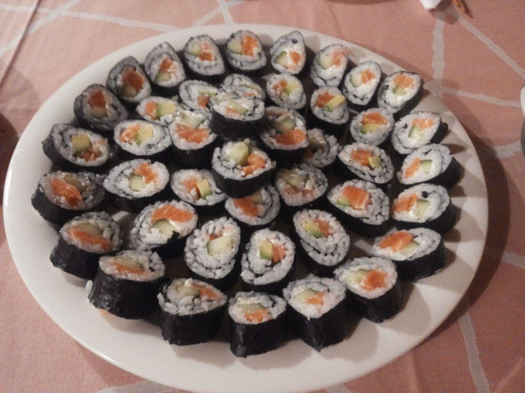 Sushi Riisi Ohje