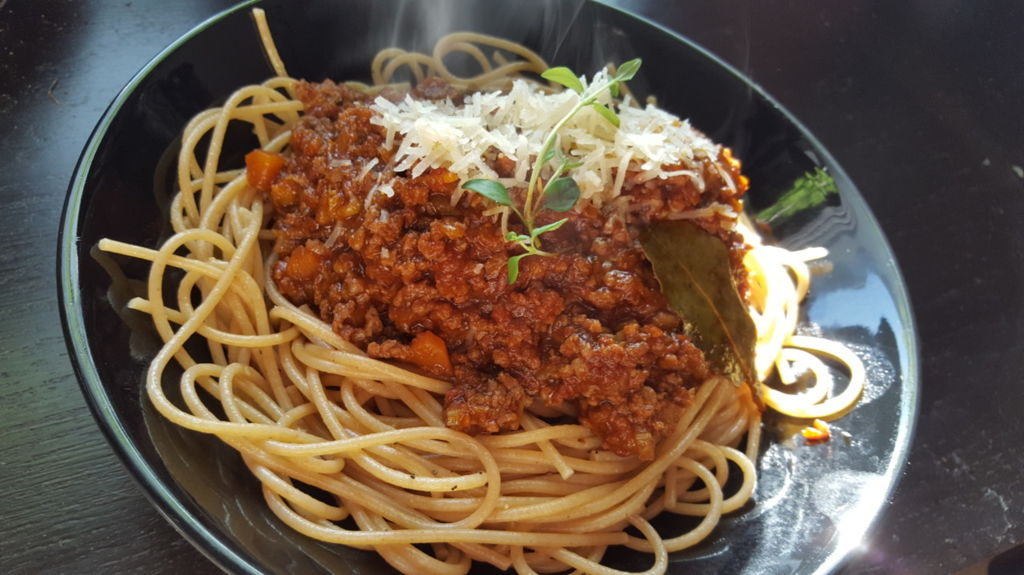 Bolognese Resepti