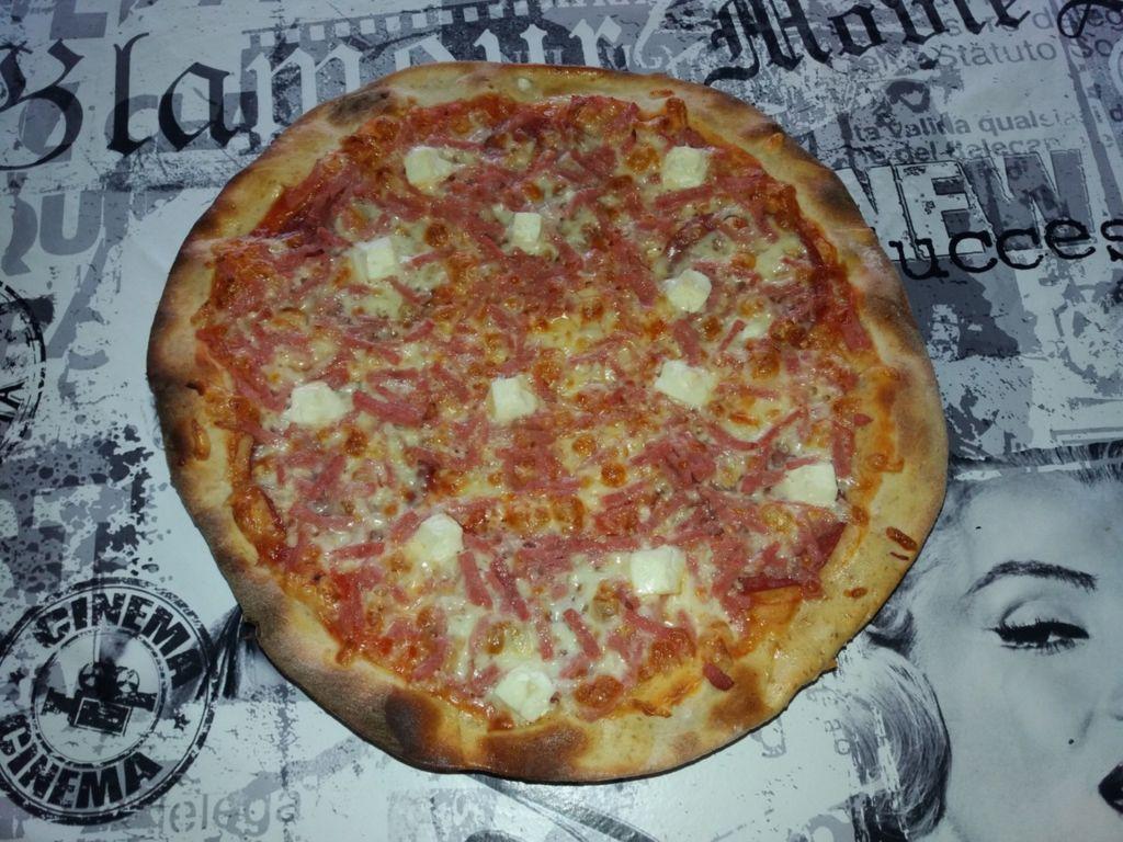 Ohut Pizzapohja