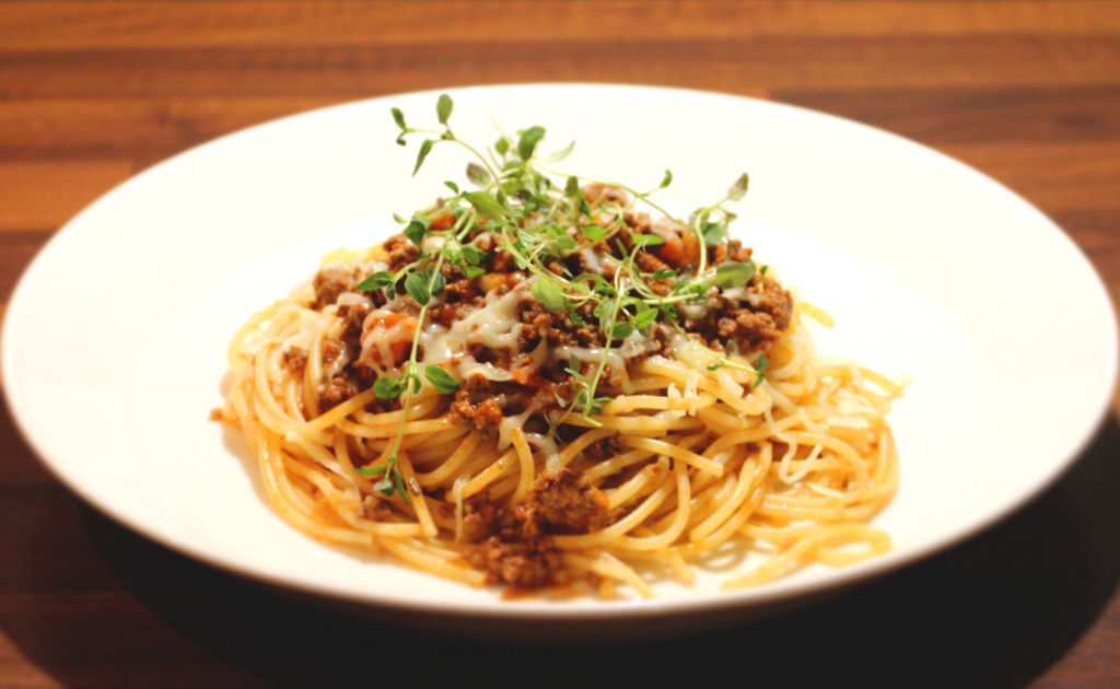 Spagetti Resepti