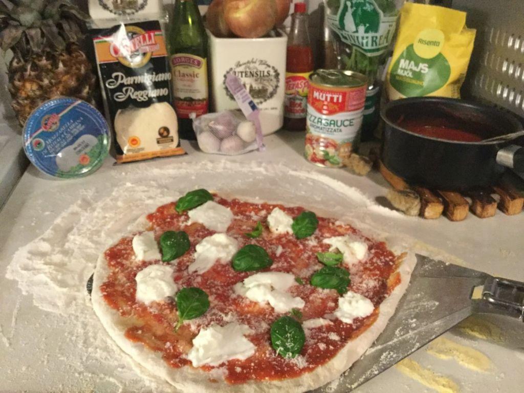 Pizza Tomaattikastike Mutti