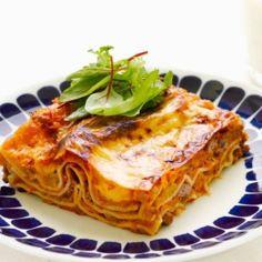 Lasagne á la Mustapekka