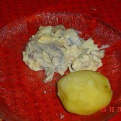 Kananmuna-sipuli-silli