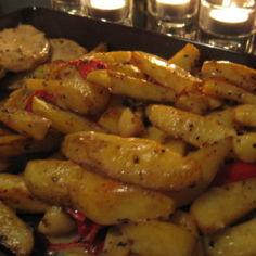 Mausteiset perunat
