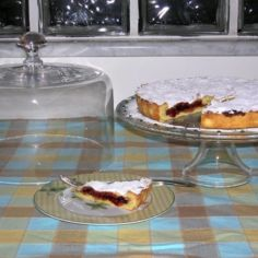 Italialainen marmelaadipiirakka