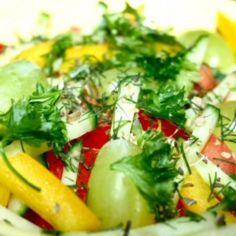 Pieni vihreä salaatti