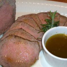 Roast-Beef italialaisittain