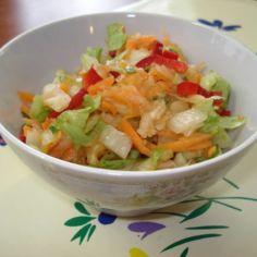 Hedelmäinen salaatti
