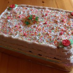 Gluteeniton kakkupohja 29.4.07