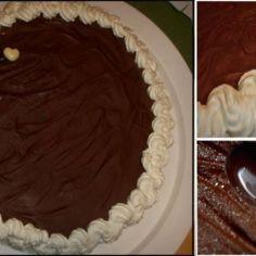 Dajm- suklaa täytekakku