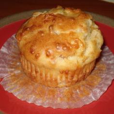 Suolaisten muffinien perusohje