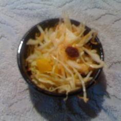 Amerikan kaalisalaatti eli coleslaw