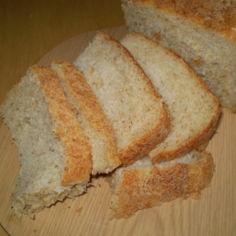 Hiivaleipä leipäkoneella (20.2.08)