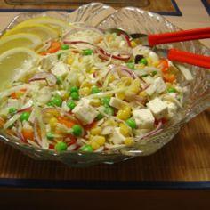 Salaatti fetalla