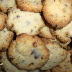 suklaa-pähkinä piparit