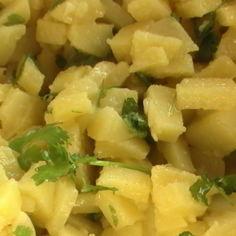 Kreikasta perus perunasalaatti
