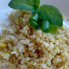 Paistettu riisi (kiinalainen keittiö)
