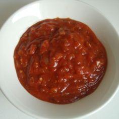 Pizzan tomaattikastike
