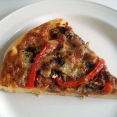 Soijarouhe-tonnikalapizza