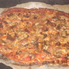 Aikas hyvä  kebab pizza