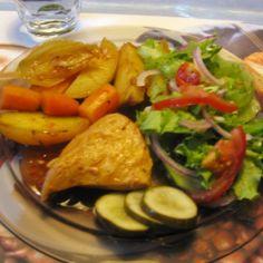 Ateria 37 : Kana-juurespata uunissa