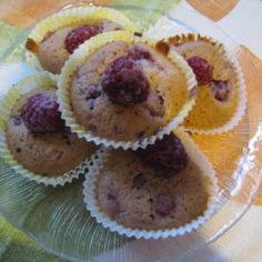 Vadelma-suklaamuffinit