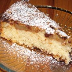 Omena -Suklaa Kakku