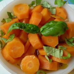 Marinoidut porkkanat (16.9.08)