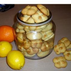 Sitruunakeksit (jogurttikeksit)