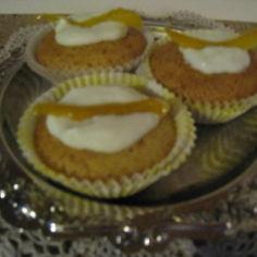 Sitruunarahkaiset muffinit
