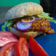 Sloppy Joe goes vege