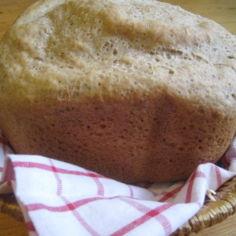 Valkosipulileipä Leipäkoneella