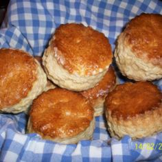 Irlantilaiset skonssit eli scones