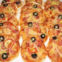 Pikkupizzat